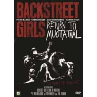 Backstreet Girls -Return To Muotathal [DVD]